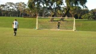 Hamersley Rovers v UWA, penalty shootout