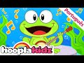 O Sapo | Músicas para Crianças | HooplaKidz Brasil