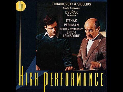 Itzhak Perlman + Tchaikovsky : Violin Concerto In D Major Op. 35: Part II & III