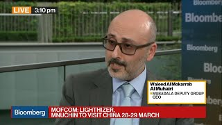 Mubadala Is Looking for Partners in Asia, Including Japan, Says CEO