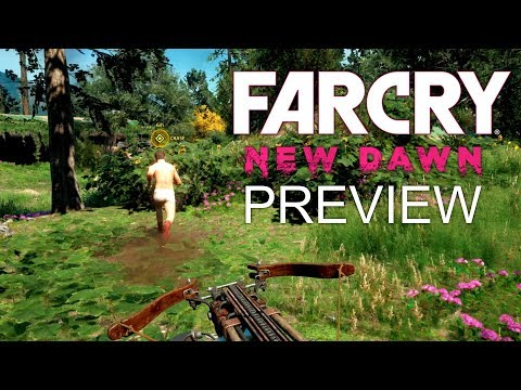 Far Cry New Dawn Preview- Zok thumbnail