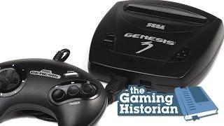 Sega Genesis 3 (MK-1461) - Gaming Historian
