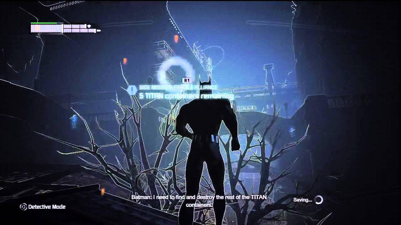 Batman Arkham City: Story Plus - Find Cure Part 2(Batman ...