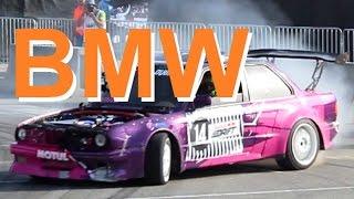Drift Drifting BMW Redbull UAE تعطل سيارة بي ام دبليو وهي المرأة الوحيدة المشاركة في المسابقة درفت