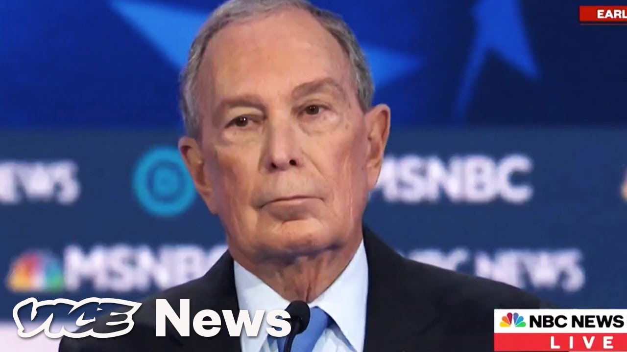 Watch Bloomberg Get Torn Apart by Democrats