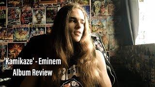 'Kamikaze' - Eminem - Album Review