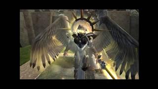 Warhammer 40,000: Dawn of War Soulstorm захват базы Сестёр битвы. (+ концовка за Космодесант)