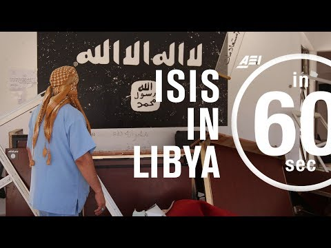 ISIS in Libya | IN 60 SECONDS