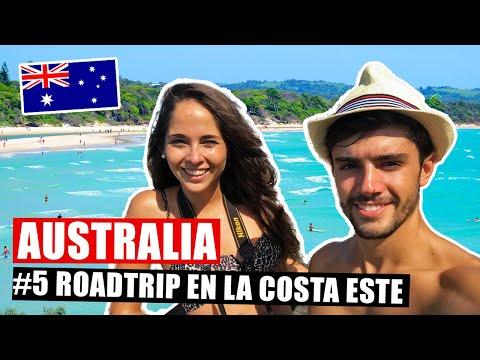 VIAJANDO POR AUSTRALIA EN AUTO 🚗 Sydney A Brisbane 🇦🇺 | WORKING HOLIDAY AUSTRALIA *Storytime #5*