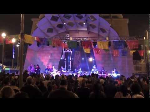 """Dia De Los Muertos 2012 """"Dead Man's Party"""" Mariachi Plaza , Boyle Heights"""