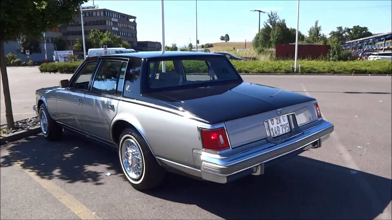 Cadillac Seville 1978 NOS Wire Hubcaps - YouTube