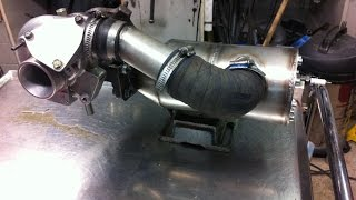 Turbojet Engine -building And Running It