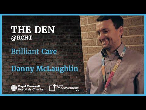 The Den - Brilliant Care - Pitch #1