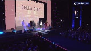 Grand Live Contact FM - NAESTRO - BELLA CIAO (Live) ft Maitre Gims, Dadju, Slimane et Vitaa