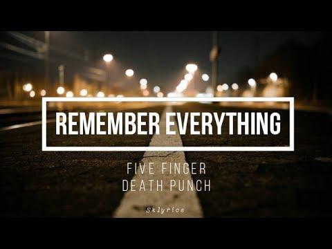 FFDP - Remember Everything | Lyrics Español mp3