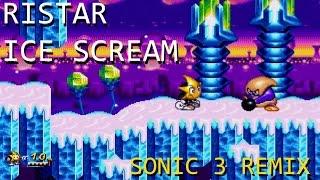 Video Ristar - Ice Scream(Sonic 3 Ice Cap Zone Remix) download MP3, 3GP, MP4, WEBM, AVI, FLV Oktober 2017