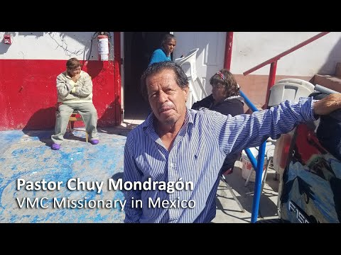 Pastor Chuy - Providing Refuge for the Forgotten