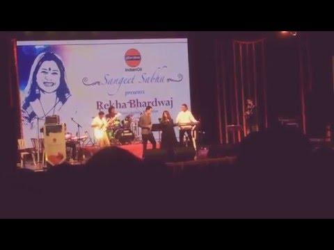 Rejha Bhardwaj Singing Ghagra Song