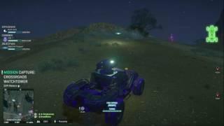 Planetside 2 on PS4 VS Harasser Montage - Burning Road