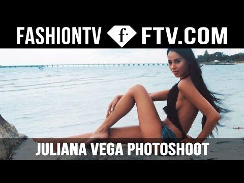 Hot Photoshoot With Juliana Vega By Diego Nossa   FTV.com