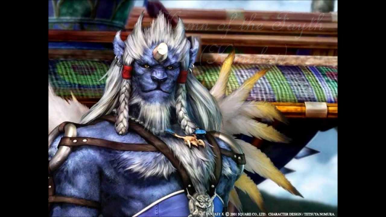 Kimahri Ronso - Final Fantasy X Photo (36454165) - Fanpop