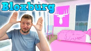 WHO IS GOING TO LIVE HERE? -ROBLOX Bloxburg English Ep 24