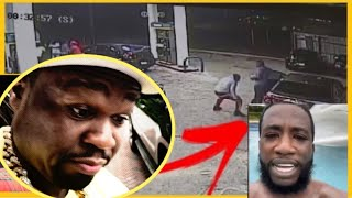 50Cent Gets Knocked Out , Gucci Mane Puts On Notice After Artist Crossed The Line