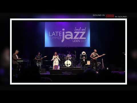 "Tom Browne ft. Joyce San Mateo & Band ""Thighs High"" Live at Late Summer Jazz Soul & Jazz Uden 18"