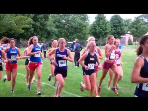 Blue Streak Highlight Reel: JCU at the National Catholic Cross Country Championships