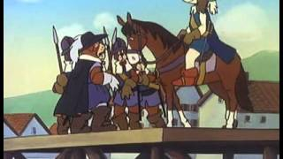 Dogtanian And The Three Muskehounds  1x18 - The Chase