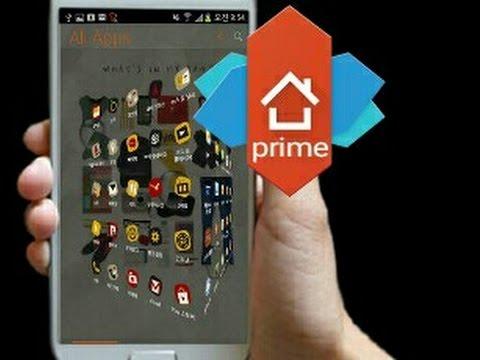 Top 3 mejores Launcher para Android | Eliminar Touchwiz