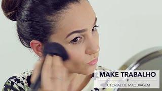 Maquiagem para trabalhar   Anita Bem Criada