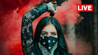 Best Shuffle Dance Music 2019 247 Live Stream Music Mix Best Electro House & Bass Boo ...