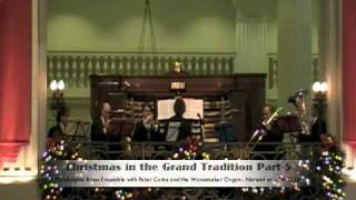Christmas in the Grand Tradition Part-5 Wanamakers Philadelphia Pa 11-27-2010