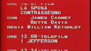 TV-DX Canale 5 E37 28.07.1984