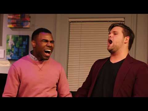 Justin Showell And Griffin Binnicker - Get Happy/Happy Days Are Here Again - Boys, Boys, Boys!