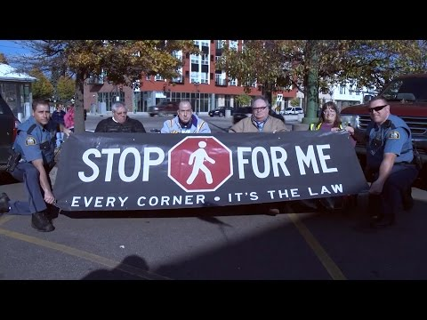 New PSA Promotes Safety for Pedestrians with Disabilities
