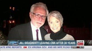 Wolf Blitzer's tribute to Jill Dougherty