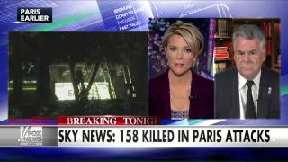 Rep. Peter King: Paris attack should be wake-up call for US