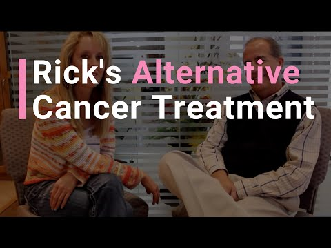 Rick's Experience with Alternative Cancer Treatments