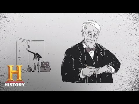 Thomas Edison & Nikola Tesla History's Biggest Frenemies? Join or Die with Craig Ferguson | History