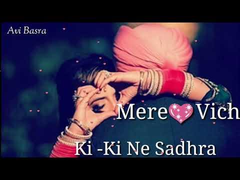 Pyar Ajmake Dekhle || Sweet Love Song|| Punjabi WhatsApp Status Video