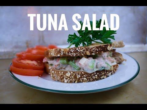Greek Yogurt Tuna Salad