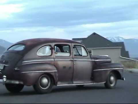 Big Valley Ford >> 1947 Ford flathead V8 2nd run after sitting 31 years - YouTube