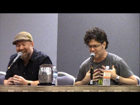 DBZ Panel with Sean Schemmel and Chris Sabat at Alamo City Comic Con 2016