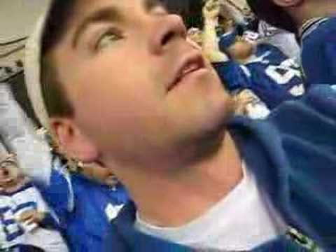 Indianapolis Colts vs New England Patriots AFC Championship Game 2007