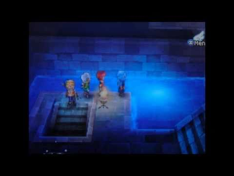 40 000 EXP ! Dragon Quest 9 (IX) Tuto gluant mercure