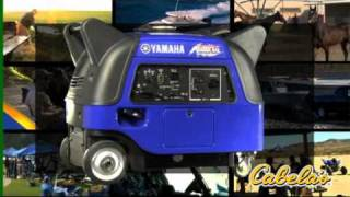 Yamaha® EF3000iS Portable Generator