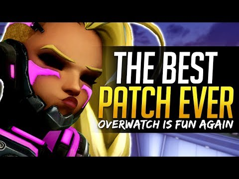 Overwatch BEST PATCH EVER? LFG Saving the Game thumbnail