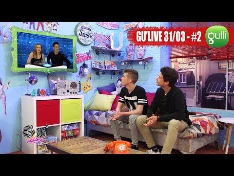 GU'LIVE 31/03 - On tombe amoureux avec Evan et Marco ! Les samedis à 13h30 sur Gulli #2